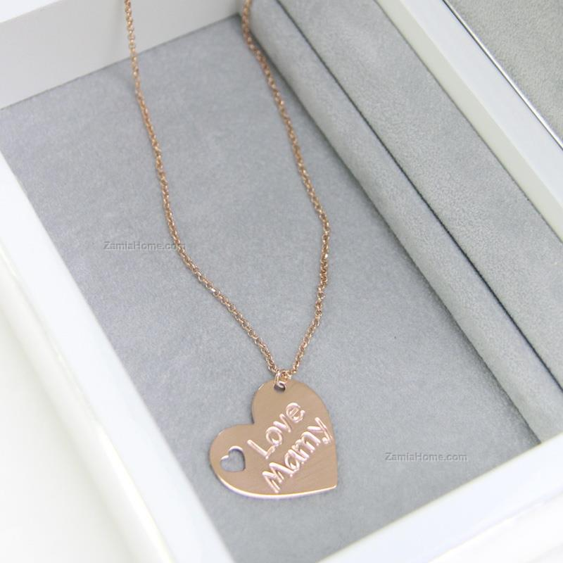 Necklace love mamy