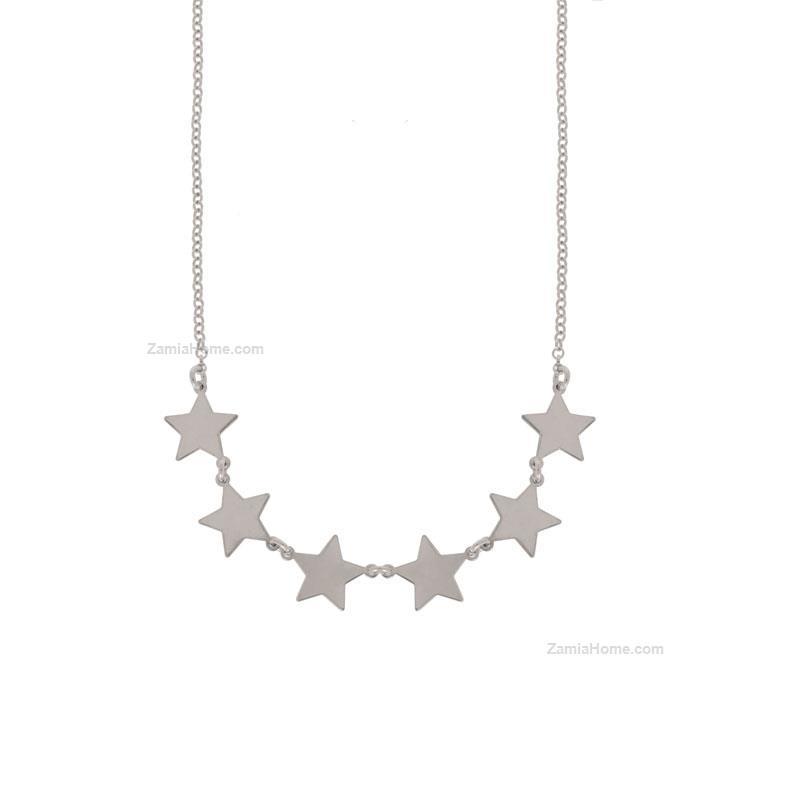 codice promozionale df62e 11061 Any-g Collana stelle cl330/ar