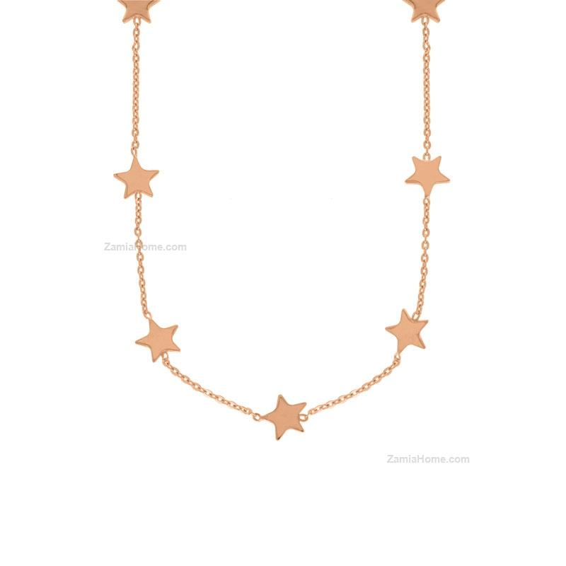 sito affidabile 9cefb 239df Any-g Collana stelle cl334/ro