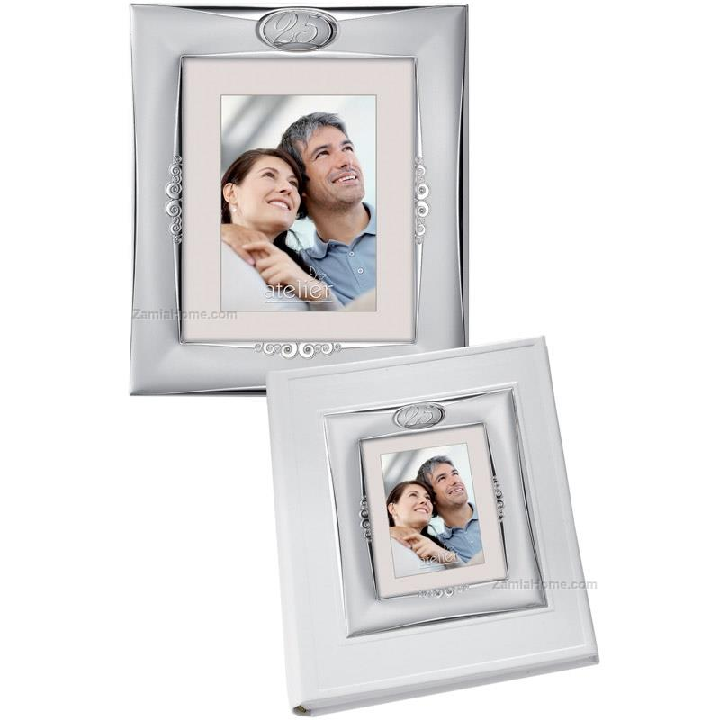 Atelier Silver Wedding Frame