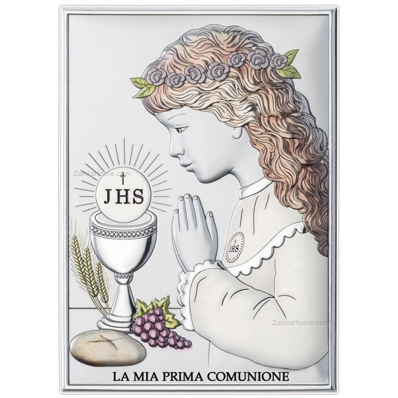 First communion icon