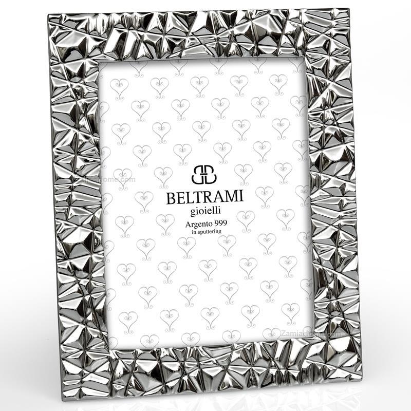 Cornice stone beltrami cm 18x24 argento 999 sputtering retro bel1680 ...