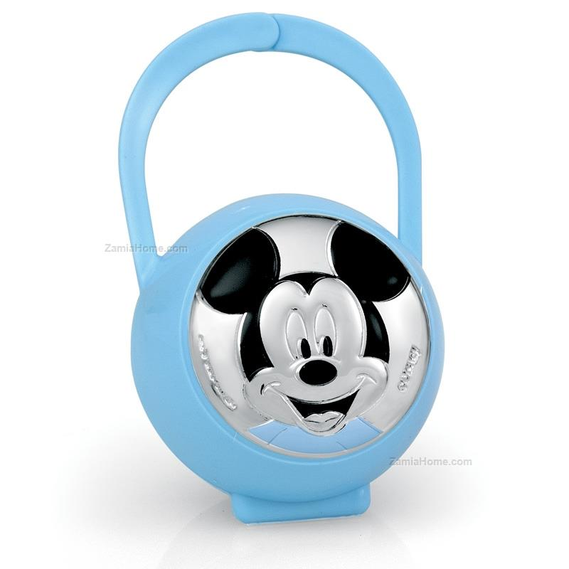 Rubber nipple case mickey mouse