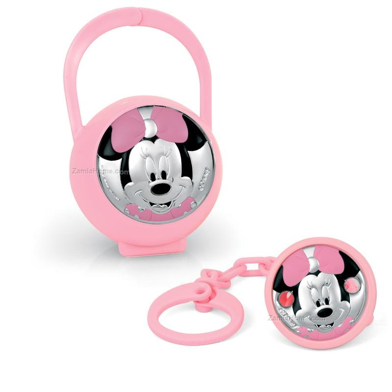 Rubber nipple set minnie mouse