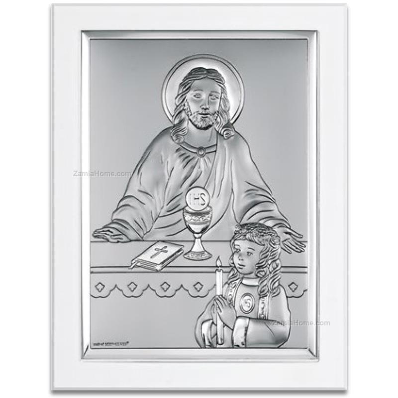 Communion icon girl