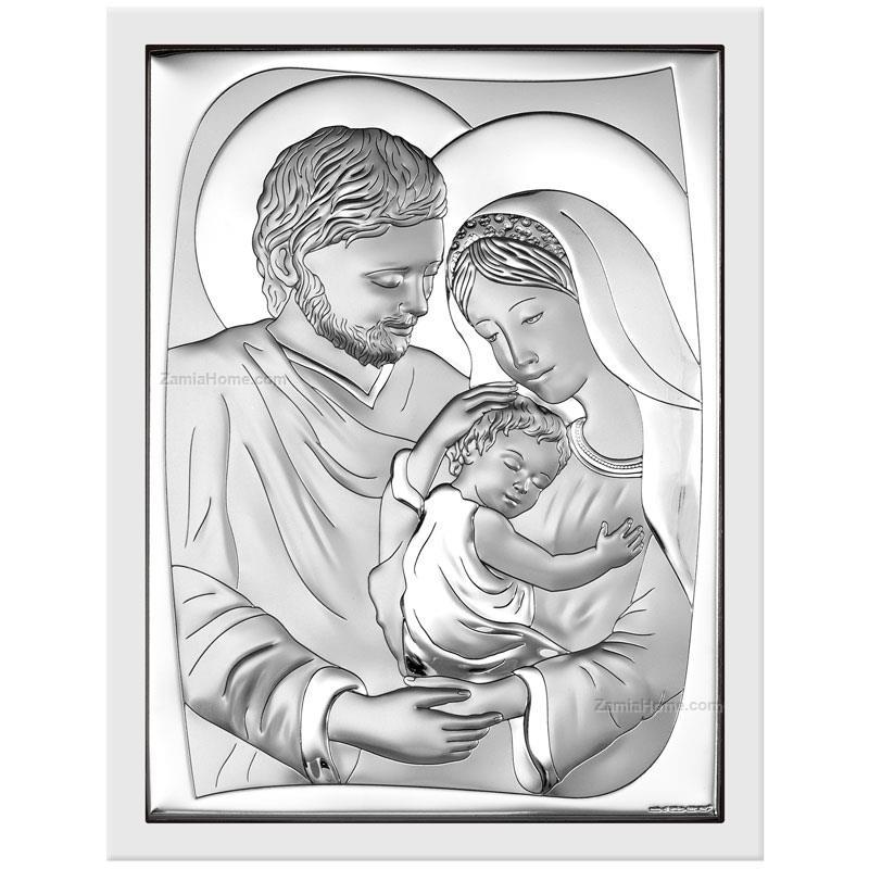 Beltrami Icona Sacra Famiglia Bel65452xw