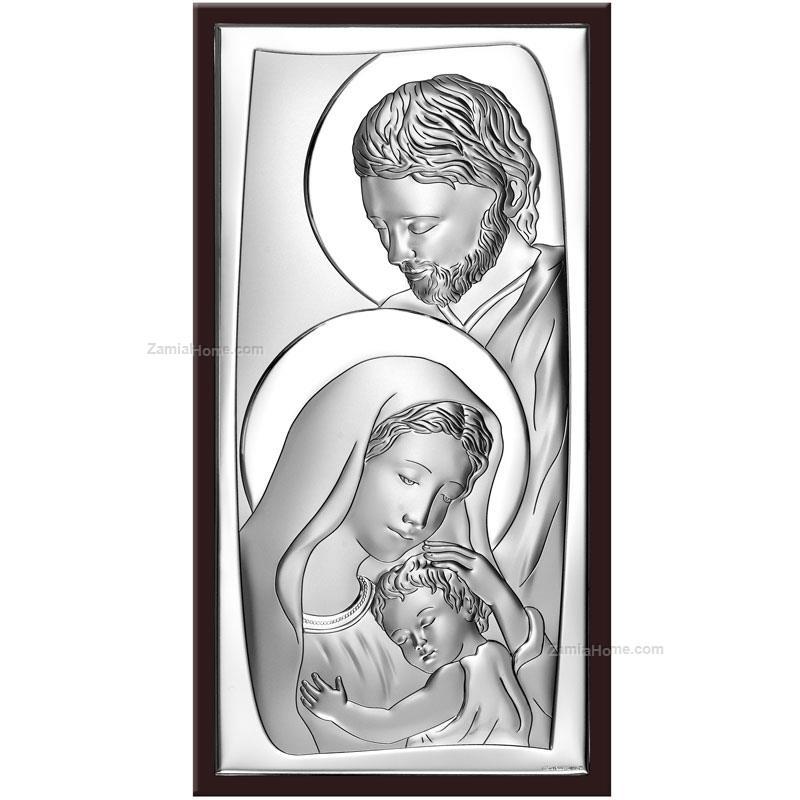 Beltrami Icona Sacra Famiglia Bel65472wm