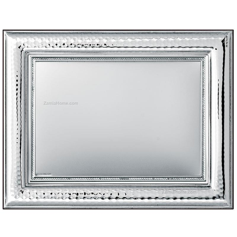 Photoframe with plate