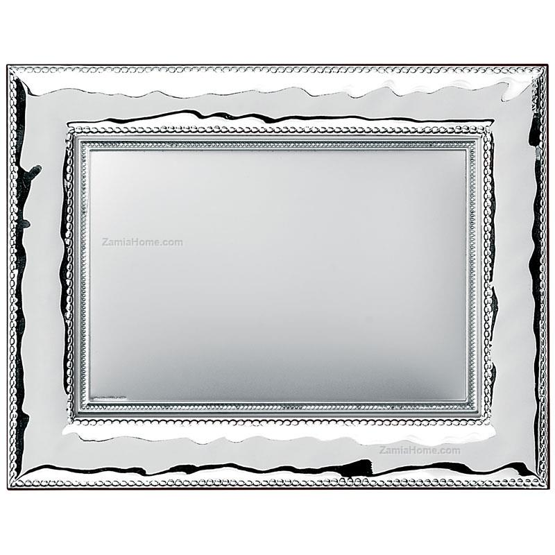 Photoframe with smooth plate