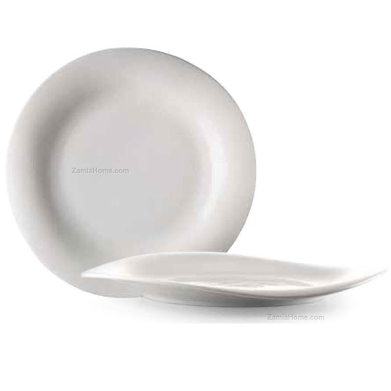 Serving plate nuvola