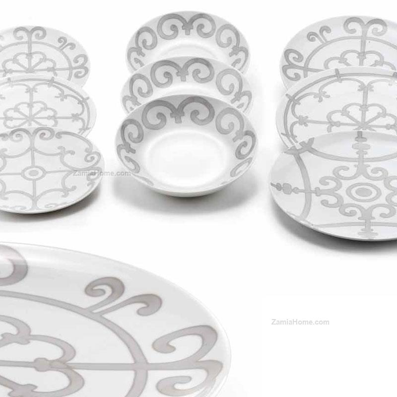 Dinner set barocco