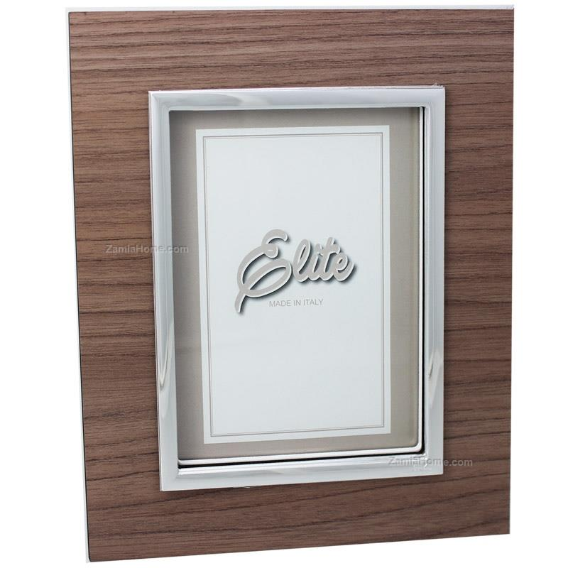 Wood decor photoframe