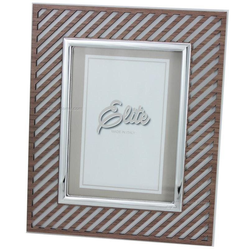 Photoframe diagonal fretwork