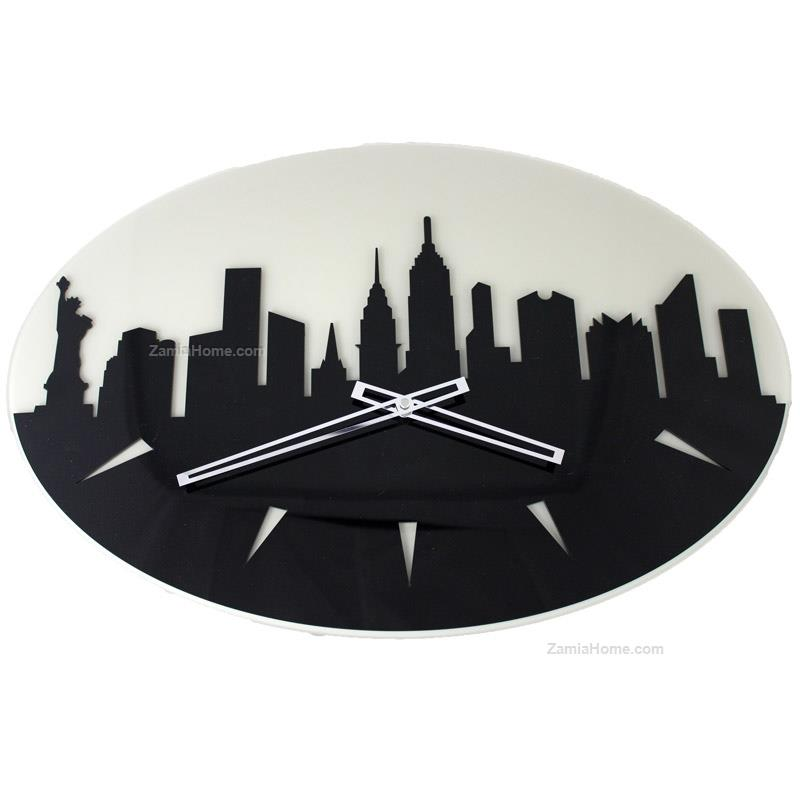 Wall clock new york