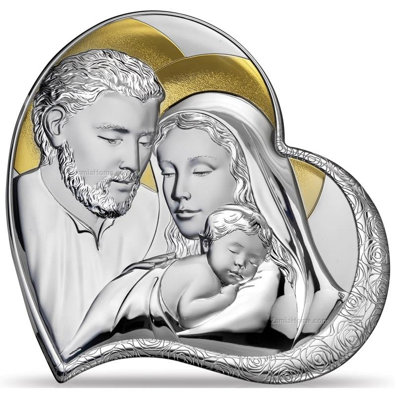 Heart holy family