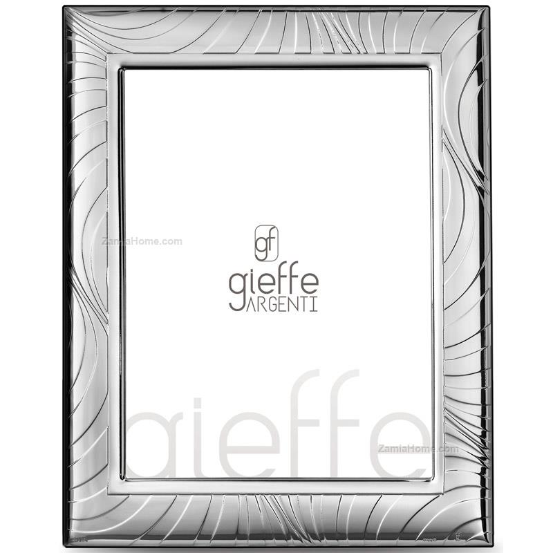 Photoframe fantasy gieffe argenti cm 10x15 double silver plate ...
