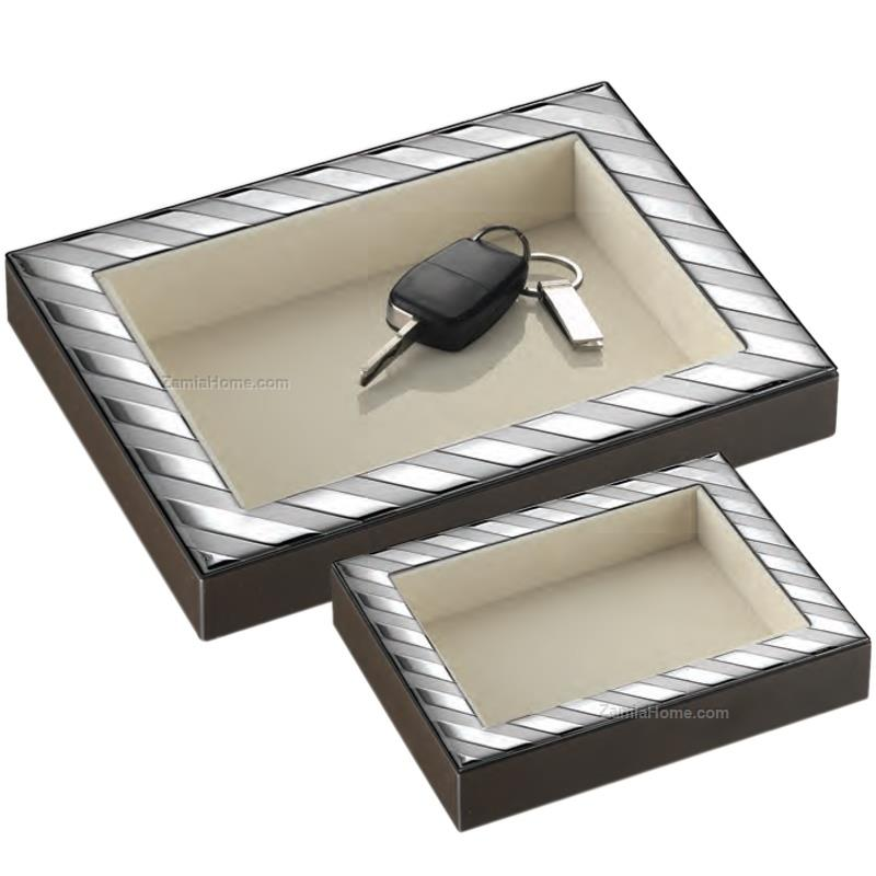 Coin tray cross