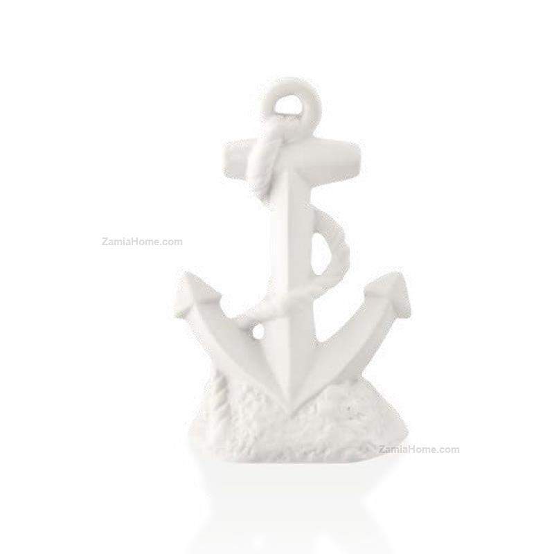 Anchor on reef