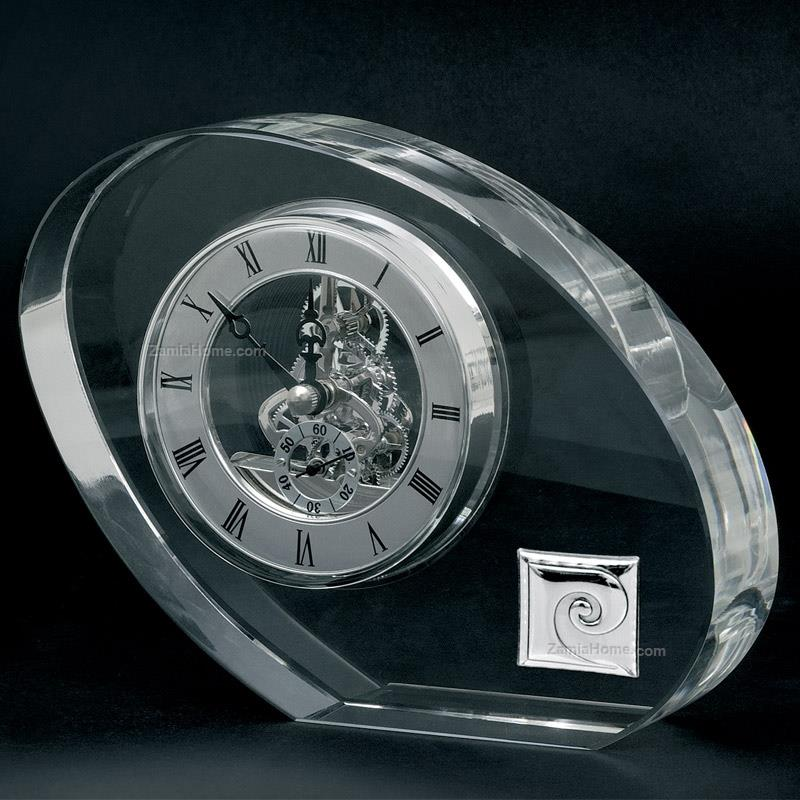 Table watch oval