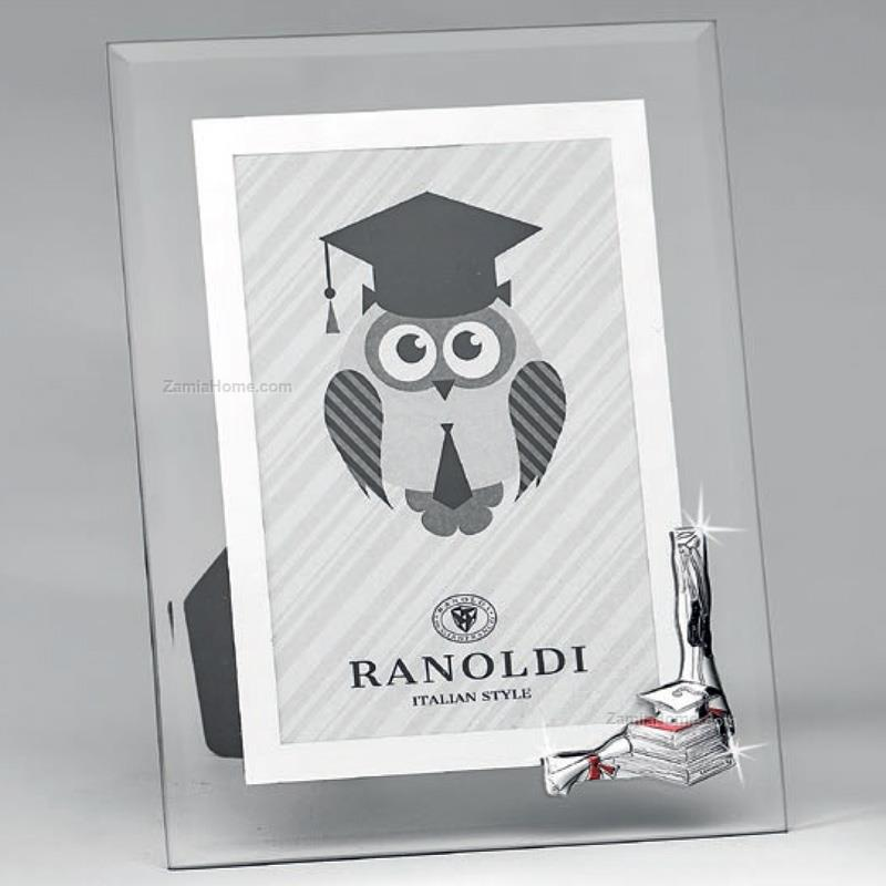 Graduation picture frame ranoldi cm 10x15 crystal picture frame ...