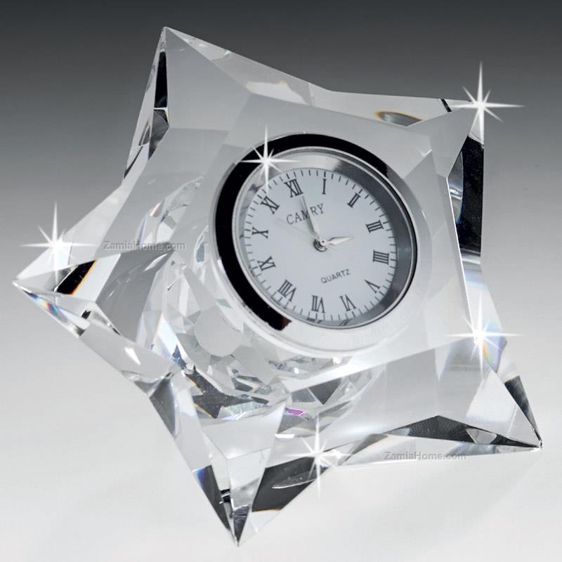 Star shape table watch