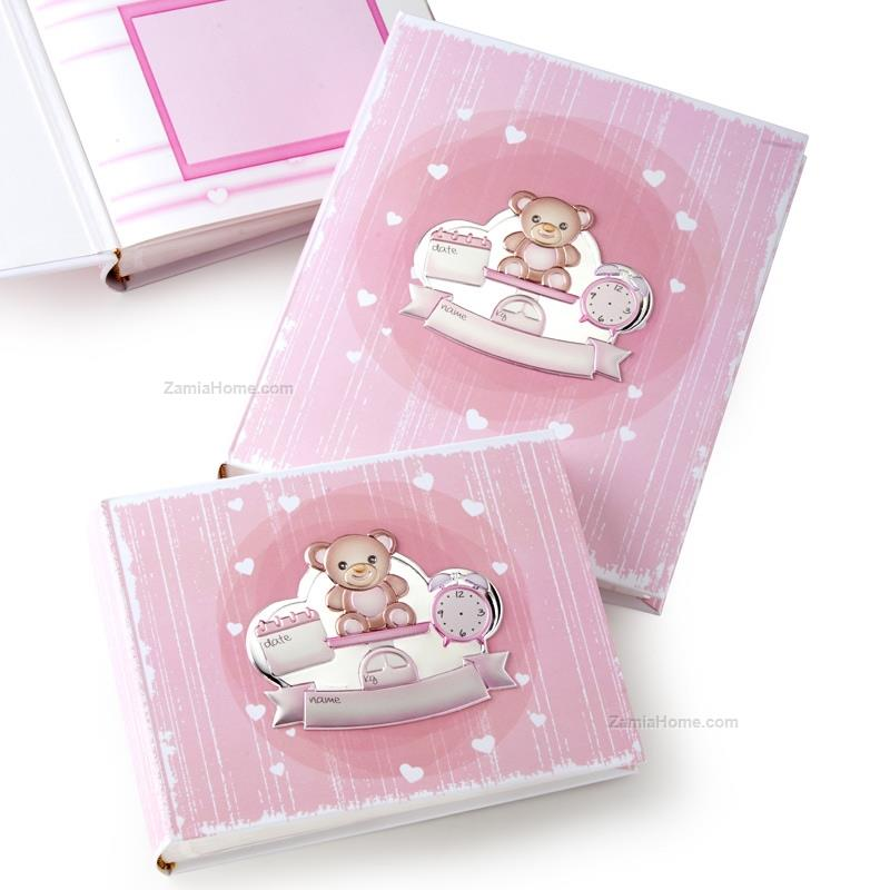 Photo album teddy bear