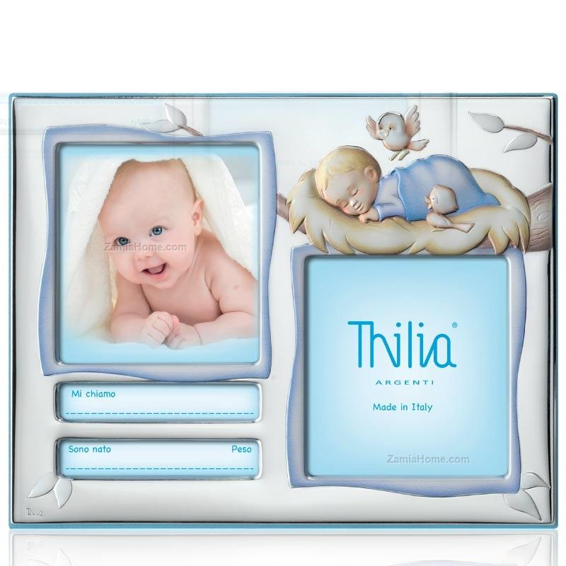 Baby double photoframe