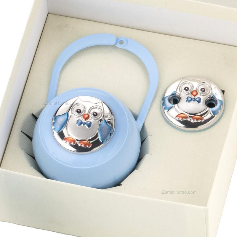 Rubber nipple set owl