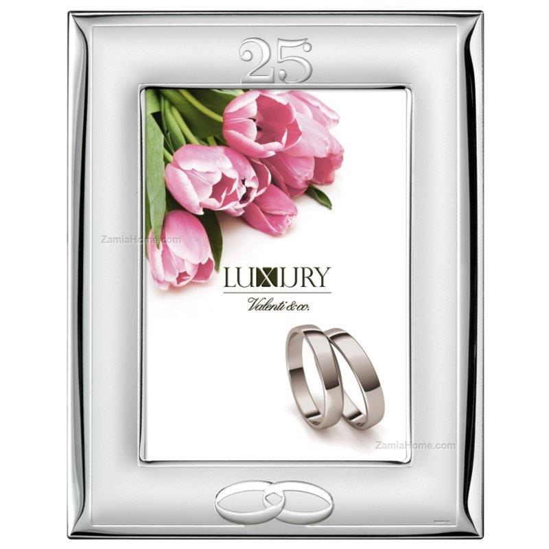 Valenti Co Picture Frame Silver Wedding