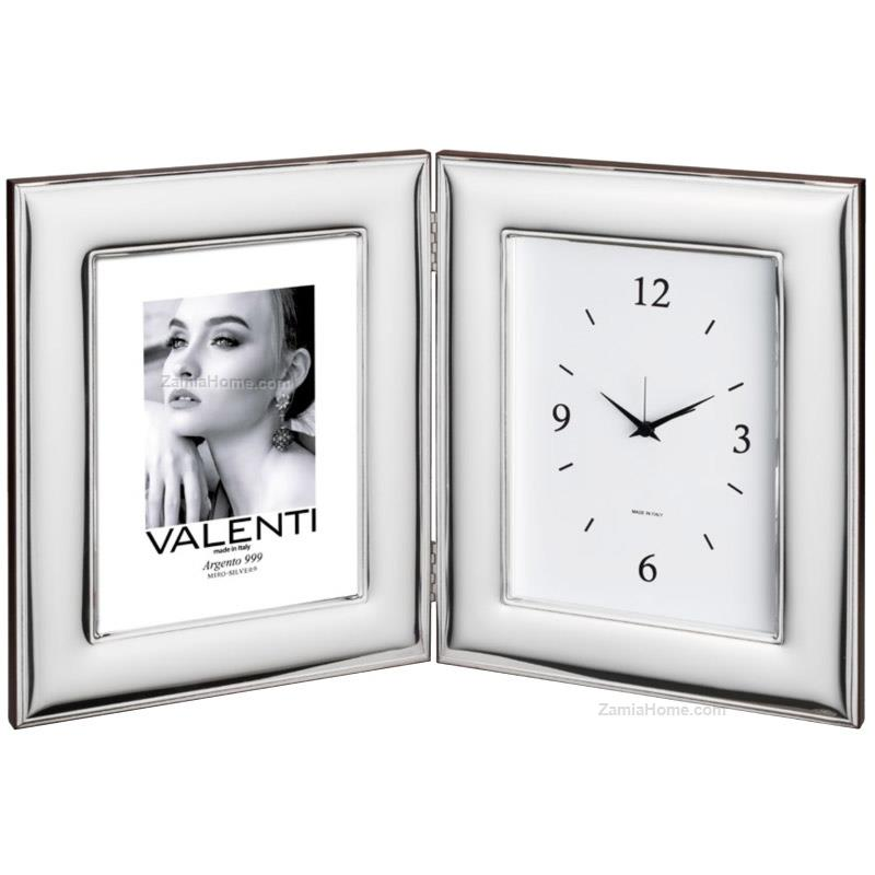 Photoframe with alarm clock