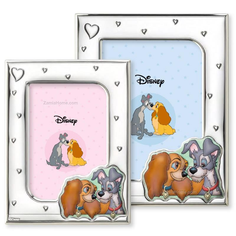 Photoframe lady and the tramp