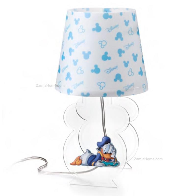 Donald duck lamp