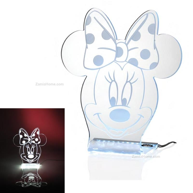 cb1eebf158f0 Minnie mouse lamp valenti disney h cm 21 plexi lamp minnie mouse ...