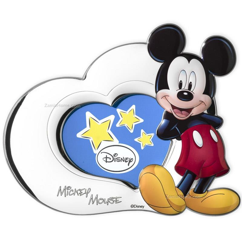 Portafoto mickey mouse