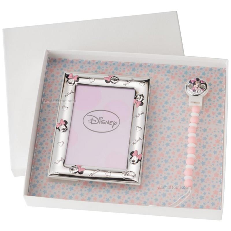 Brooch and photoframe minnie mouse