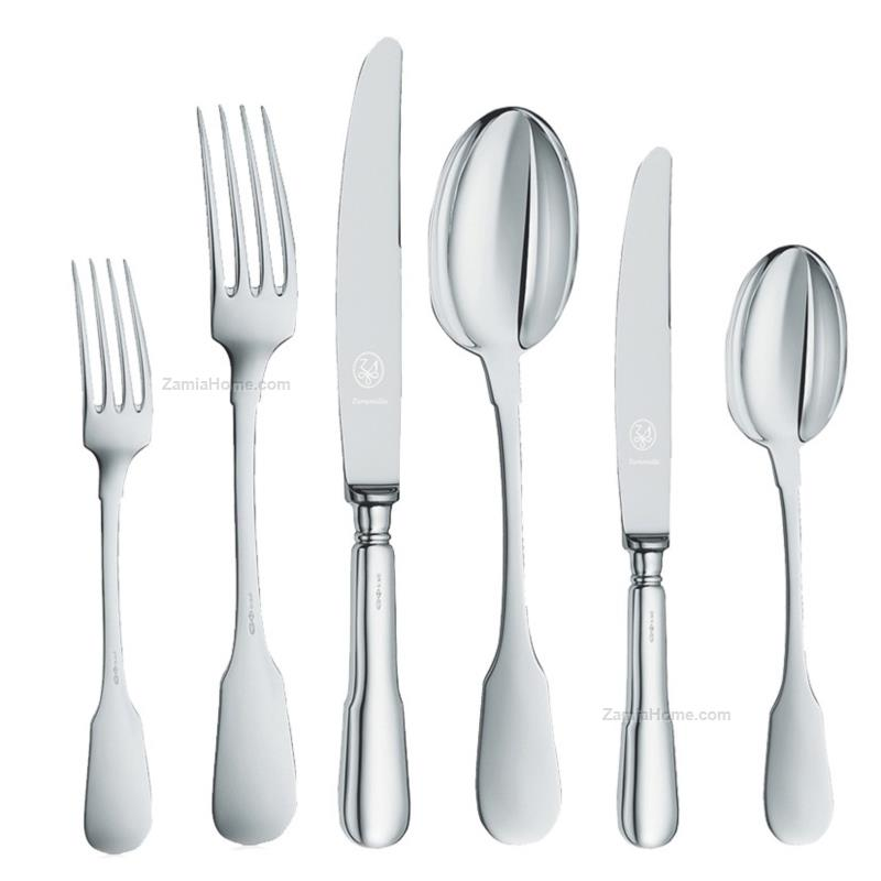 Cutlery complete set cardinal style