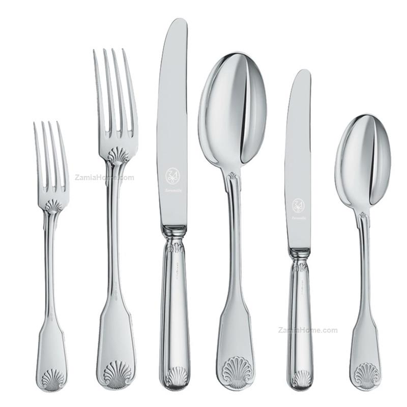Cutlery complete set shell style